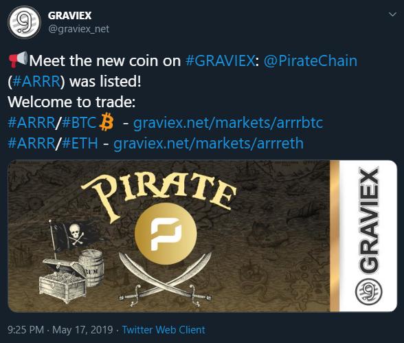 5th Exchange Listing
