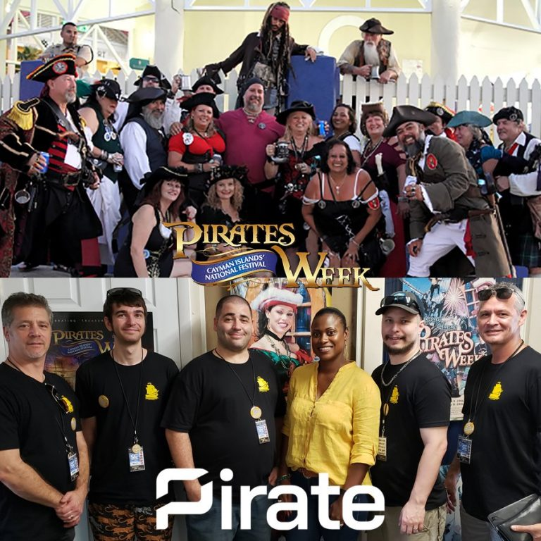 Pirates Week Festival of the Cayman Islands