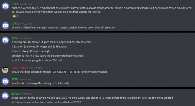 Supply Change